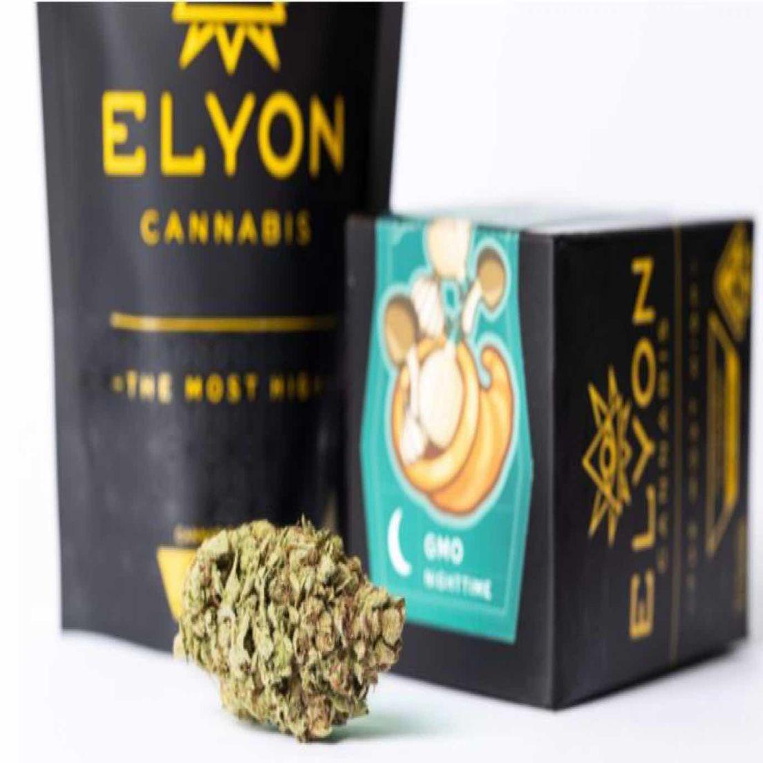 (PRE-ORDER ONLY) GMO - 3.5g (33% THC) Elyon