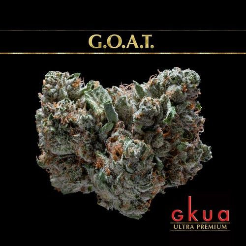 GKUA - G.O.A.T. Flower (8th   3.5g)