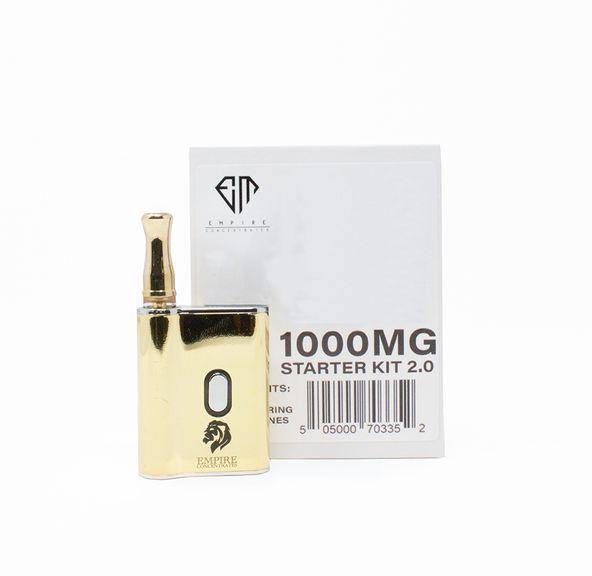 1000mg Vape Starter Kit 2.0 by Empire