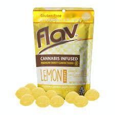 Flav Lemon Drops 100mg
