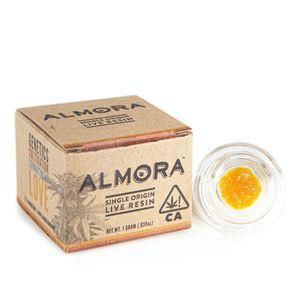 Almora Farm Live Resin - Papaya 76%