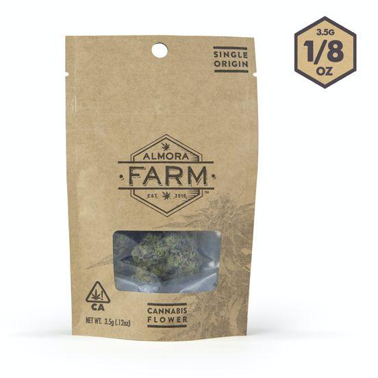 Almora Farm Sungrown - Blue Banana 26%