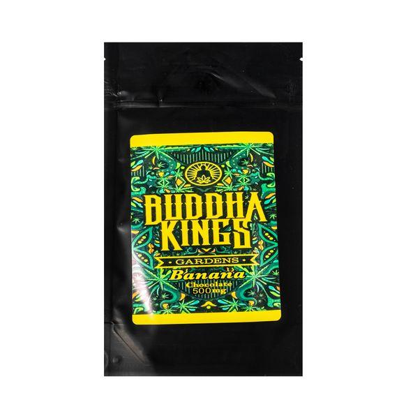 Buddha Kings Banana Chocolate Bar 500mg