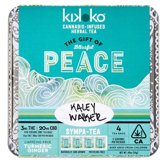 Kikoko Tea Sympa-Tea 20:3 CBD