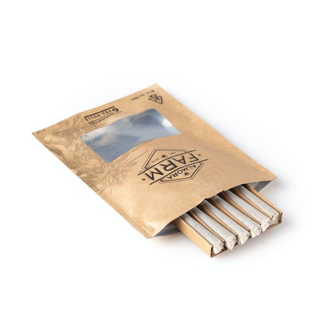 .5g Do-Si-Do (6 Pack) Pre Rolls - ALMORA FARM