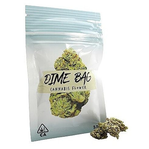 Dime Bag | Apple Fritter | Hybrid | Flower | 14g | 19.02% THC