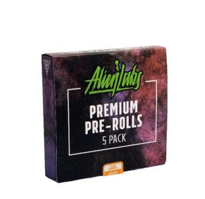 Alien Labs Preroll 5 Pack - AREA 41