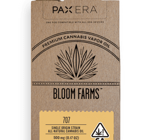 Bloom Farms | 707 | Hybrid | Pax Pod | .5g | 77% THC
