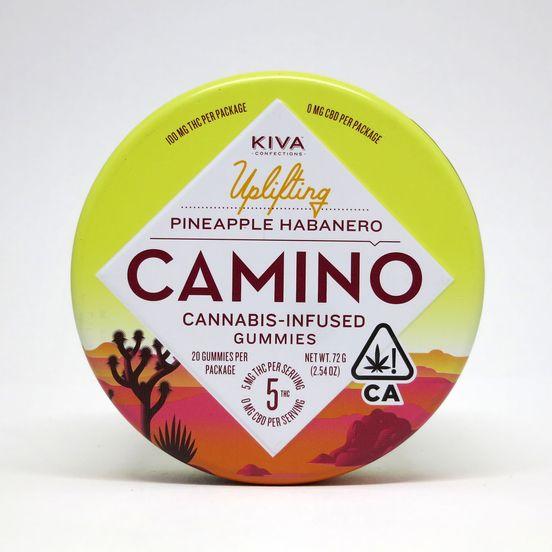 Camino Gummies 100mg Pineapple Habanero