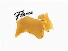 Black Jack Kush - Shatter (THC 71.10%) by Flavor