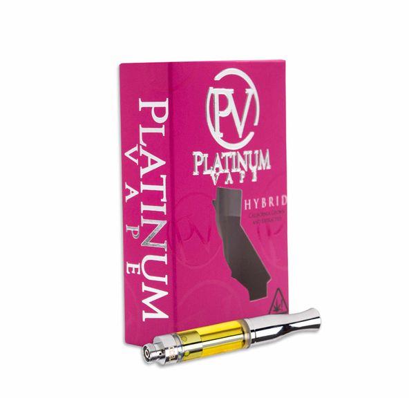 (PRE-ORDER ONLY) Gorilla Grape .5g (88.5%THC) Platinum Vapes