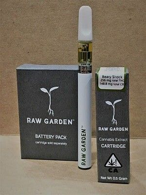 Battery-Raw Garden