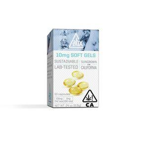 [ABX] THC Soft Gels - 10mg - 10ct