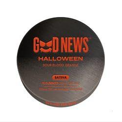 Good News - Halloween Sour Blood Orange Gummies 10mg