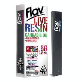 Flav - Live Resin Pod - Forbidden Zkittlez - 0.5G