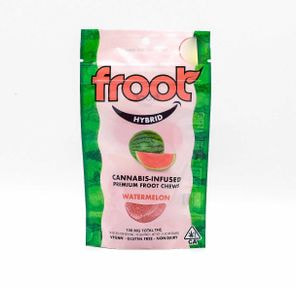 100mg Watermelon GUMMIES - FROOT