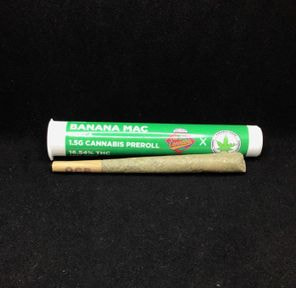 ALL STAR BANANA MAC 1.5G PREROLL