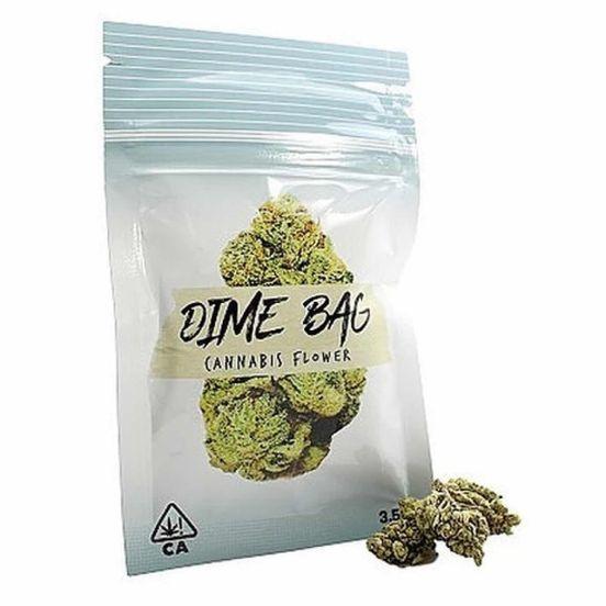 Dime Bag   Apple Crisp   Indica   Bud   3.5g   25.078%