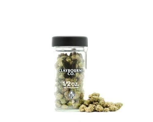 Claybourne Co. Premium Small Bud 14g - Chem Dawg