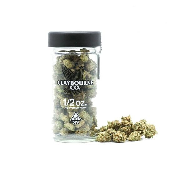 Claybourne Co. Premium Small Bud 14g - Bio Chem