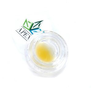 Apex | High Octane OG Cured Resin Sauce | Sativa | Concentrate | 1g | 82% THC