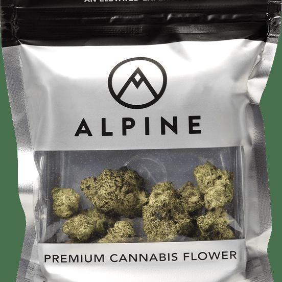 Alpine Flower - New Mexico Badlands 26%