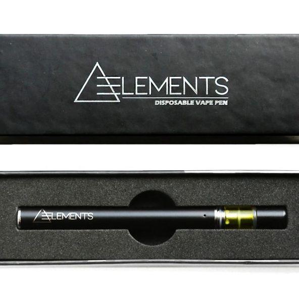 Elements Disposable - Sour Diesel