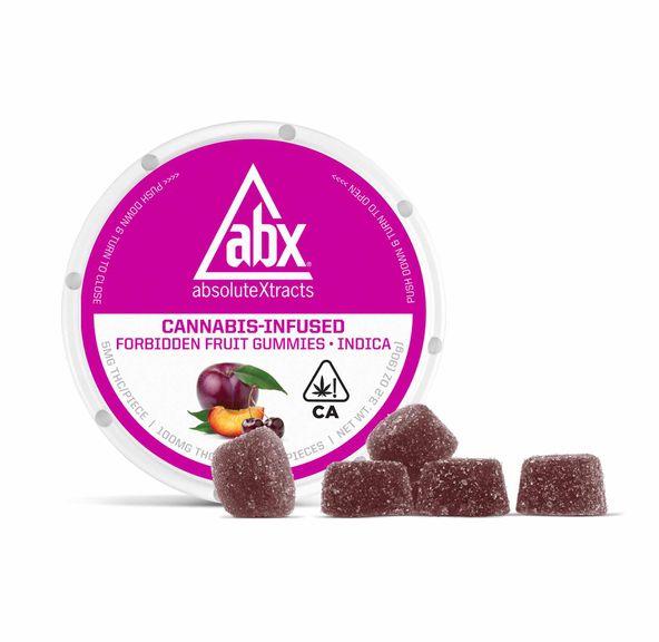All-Natural Gummies Forbidden Fruit - 20 count