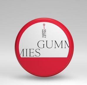 Cherry Cola | 20pk Gummies | HVV Massachusetts