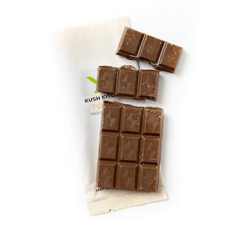400mg Chocolate & Toffee Bar by Kush Kitchen